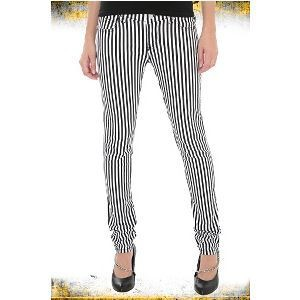Tripp-black-and-white-striped-skinny-jeans-profile-1